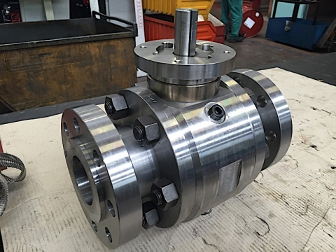trunnion