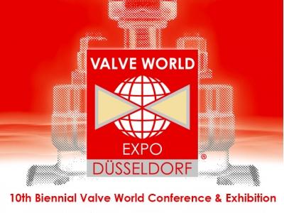 Valve World 2016 – Dusseldorf