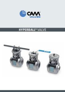 Hyperball valves